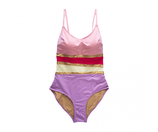SWIMSUIT COUTURE PINK